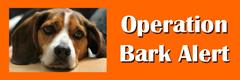 Operation Bark Alert Image