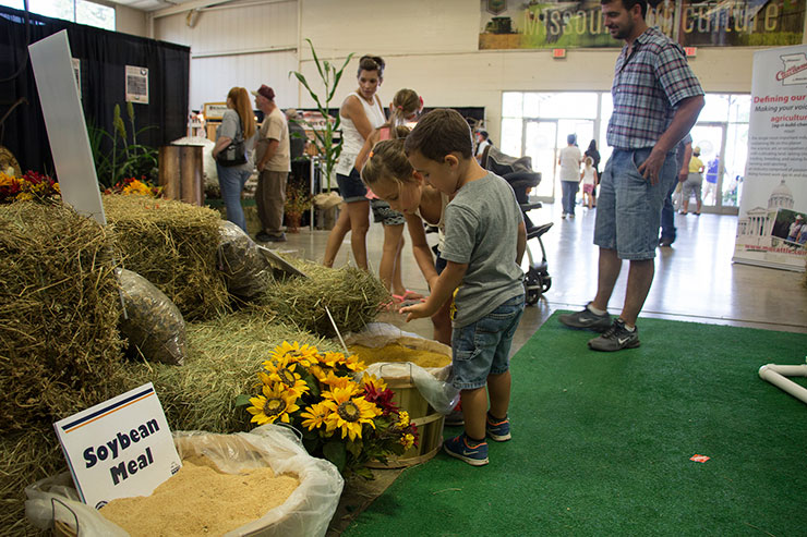 Connect With Missouri's Agriculture - Missouri State Fair