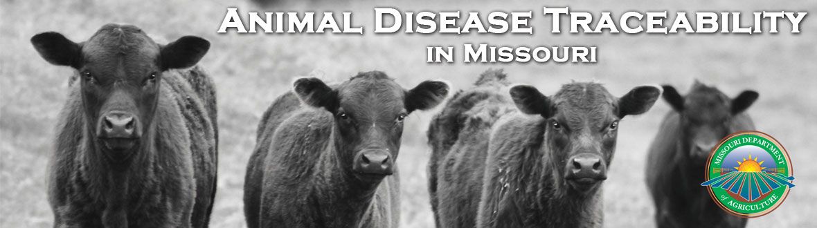 Animal Disease Traceability in Missouri