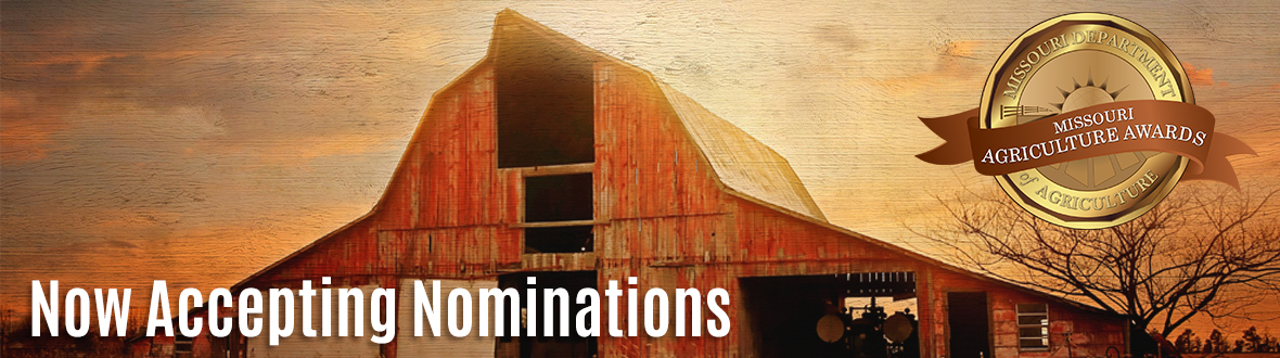 Agriculture Award Nominations