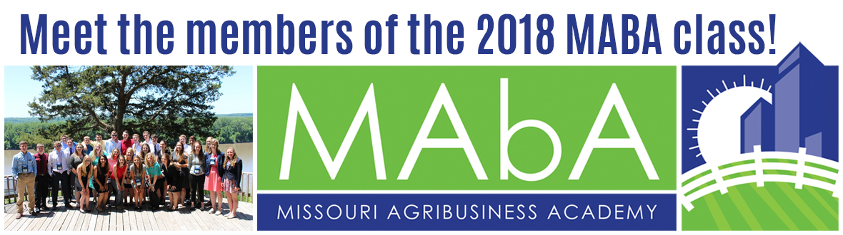 Meet the 2018 Missouri Agribusiness Academy class