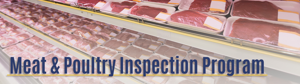 Meat & Poultry Inspetion Program
