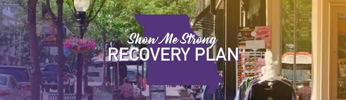 Show Me Strong Recovery website